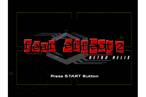 Fear Effect 2: Retro Helix Review for PlayStation (2001 ...