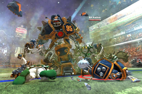 Mutant Football League back on Kickstarter, now with a ...