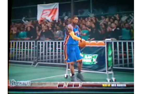NBA 2K9 Dunk Competiton - YouTube