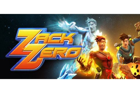 Zack Zero on Steam