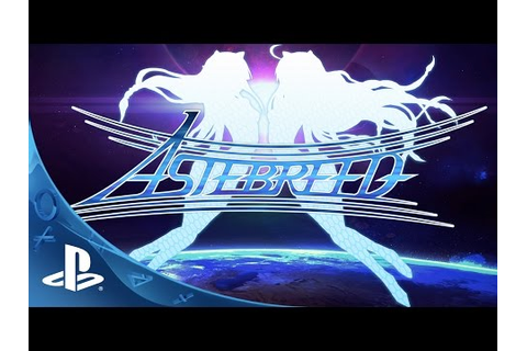 Astebreed Game | PS4 - PlayStation
