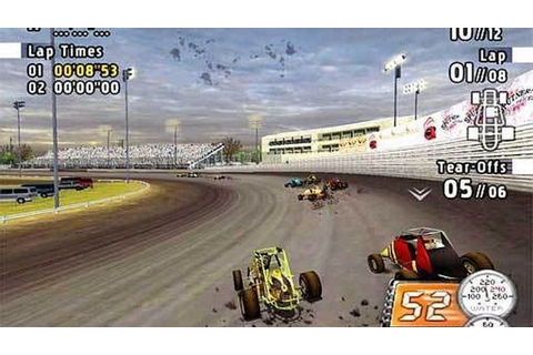 Sprint Cars Road to Knoxville | wingamestore.com