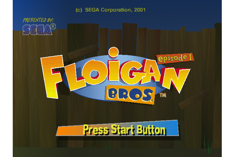 Floigan Bros. SEGA Dreamcast DLC available to download for ...