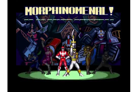 Mighty Morphin Power Rangers: The fighting Edition: Finale ...