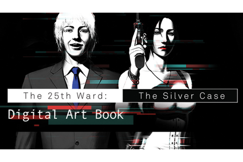 The 25th Ward: The Silver Case - Digital Art Book ...