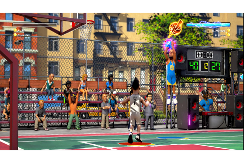 NBA Playgrounds gets new trailer and gameplay details ...