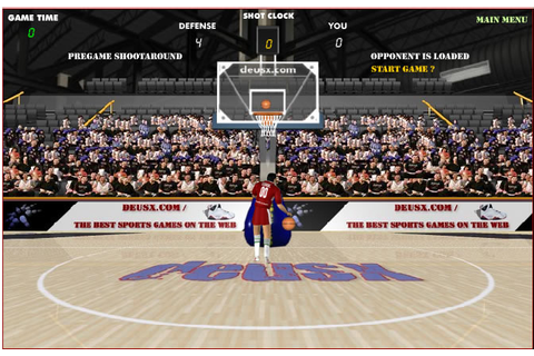 Basketball challenge - Sport games - GamingCloud