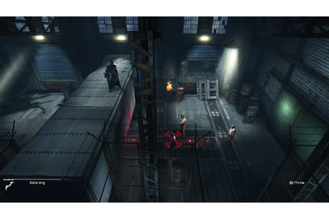 NYCC 2013 Preview: Batman: Arkham Origins Blackgate 3DS vs ...