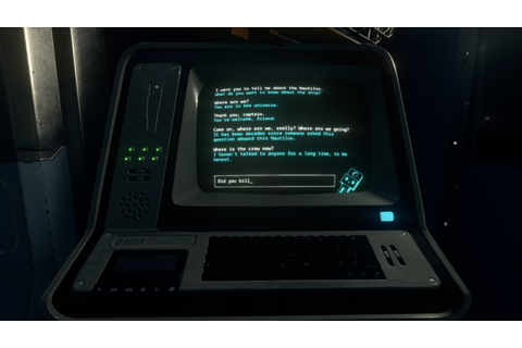 Event[0], a Sci-Fi Game About Building Relationship With ...