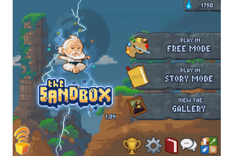 The Sandbox review (iOS / Universal) | ArcadeLife : Life ...