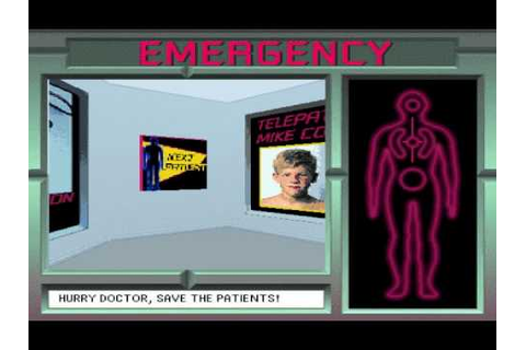 3-D Body Adventure Review MS-DOS/Packard Bell Version Part ...