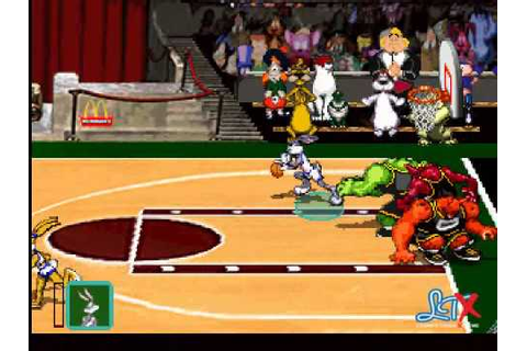 Space Jam (Video Game) 4th Quarter - YouTube