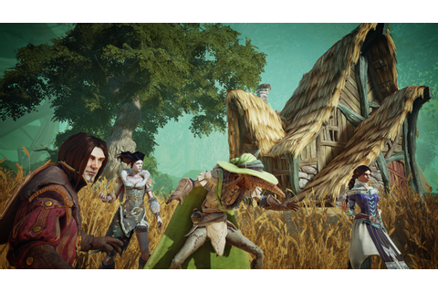 Fable Legends - Beautiful New Screenshots of The DirectX ...