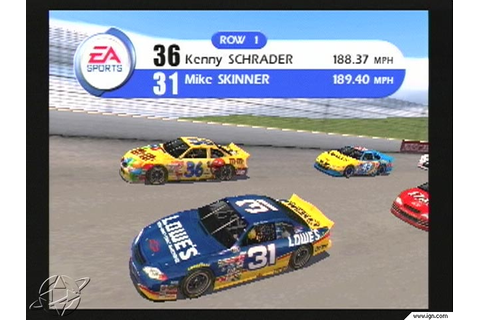 NASCAR 2001 Screenshots, Pictures, Wallpapers ...
