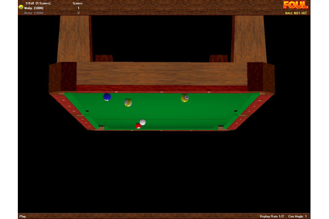 Download Virtual Pool 2 (Windows) - My Abandonware