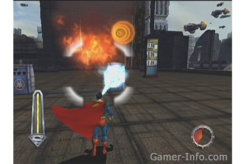 Superman: The Man of Steel (2002 video game)