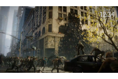 World War Z Video Game Announced at The Game Awards 2017 ...