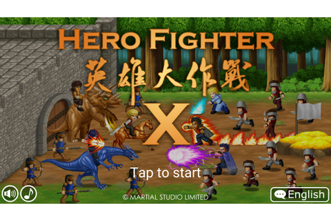 Hero Fighter X – Games for Android – Free download. Hero Fighter X ...