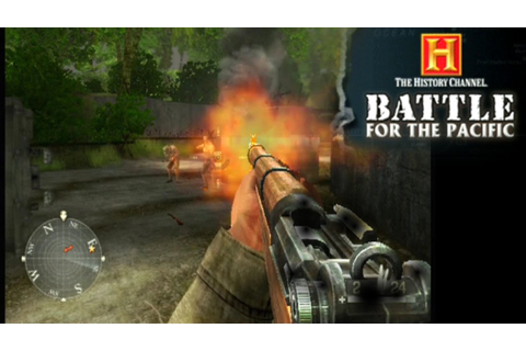 The History Channel: Battle for the Pacific ... (PS2 ...
