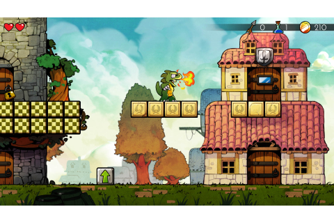 Wonder Boy: The Dragon's Trap Revives an Overlooked ...