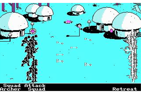 Ancient Art of War, The Download (1984 Strategy Game)