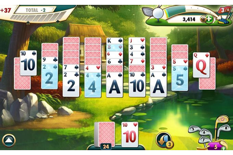 Fairway Solitaire for Android - Download