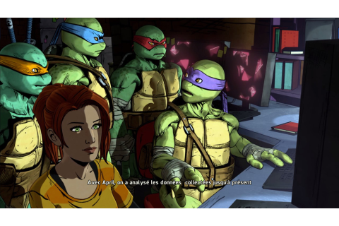 Teenage Mutant Ninja Turtles : Mutants in Manhattan | Gamelove
