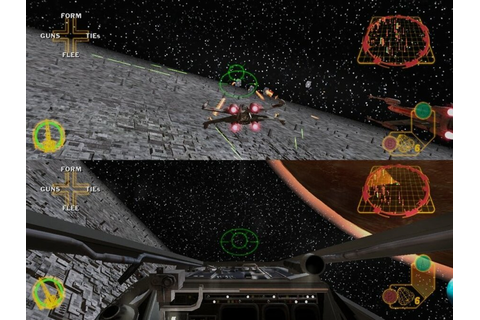 Star Wars Rogue Squadron III: Rebel Strike (GCN / GameCube ...
