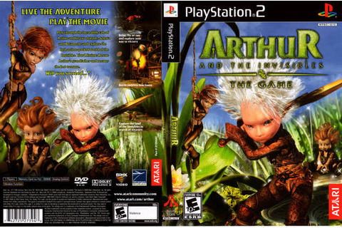 Arthur and the Invisibles - The Game (USA) (En,Fr,Es) ISO