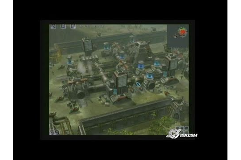 Earth 2160 PC Games Gameplay - Eurasian Dynasty base (no ...