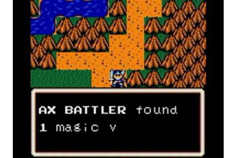 Ax Battler - A Legend Of Golden Axe (Parte 1) - YouTube