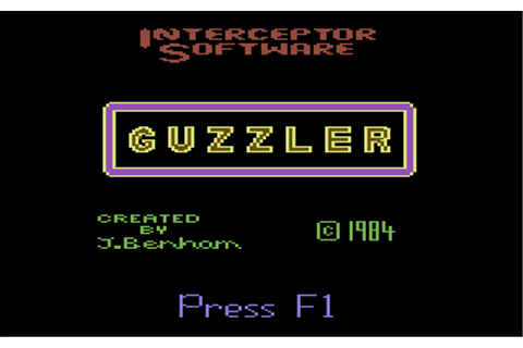 Download Guzzler - My Abandonware