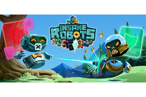 Insane Robots Game - PC Full Version Free Download