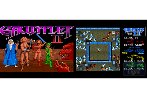 theKONGBLOG™: Gauntlet II — PlayStation 3 Trailer