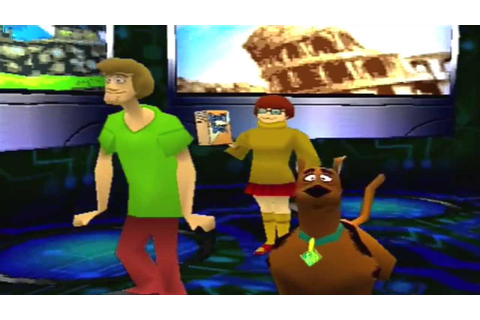 Scooby-Doo and the Cyber Chase [PS1] - (Walkthrough ...