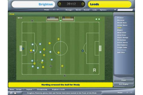 Football Manager 2008 Free Game Full Download - Free PC ...