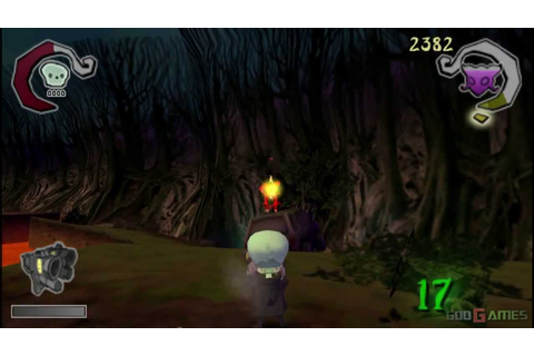 Death Jr. - Gameplay PSP HD 720P (Playstation Portable ...