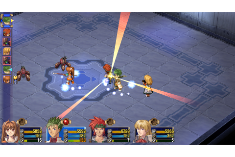 The Legend of Heroes: Trails in the Sky SC - Download ...