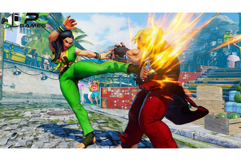 Street Fighter V PC Game Free Download