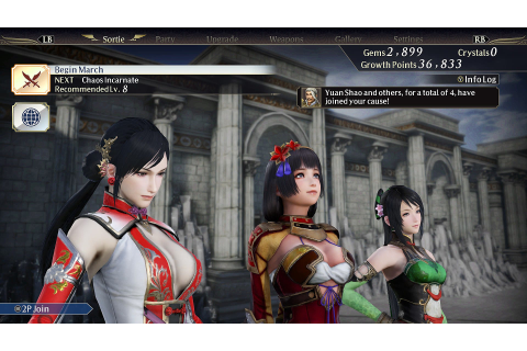 Warriors Orochi 4 Is Not Censored, Get a Grip | Warriors ...