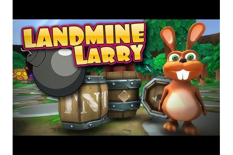 landmine larry gameplay review steam lets play
