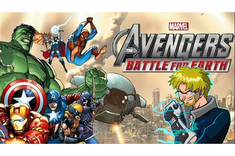 The Avengers Battle for Earth (Wii U) Review - YouTube