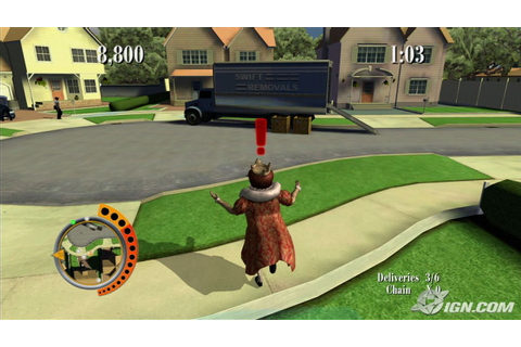 Sneak King Screenshots, Pictures, Wallpapers - Xbox 360 - IGN
