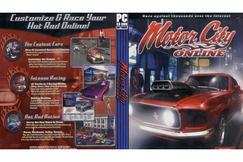 Petition · Get EA to bring back Motor City online whether ...