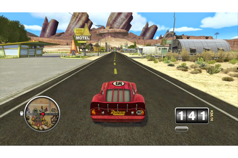 Cars Mater National Championship Game | Free Download Full ...