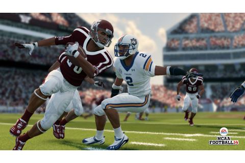 NCAA® Football 14 on PS3 | Official PlayStation™Store US