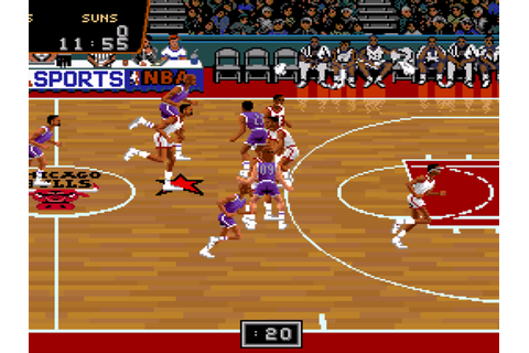 NBA Showdown Screenshots | GameFabrique