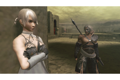 Have some NIER screenshots and wallpapers