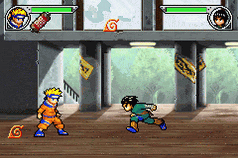 Play Naruto - Ninja Council 2 Nintendo Game Boy Advance ...