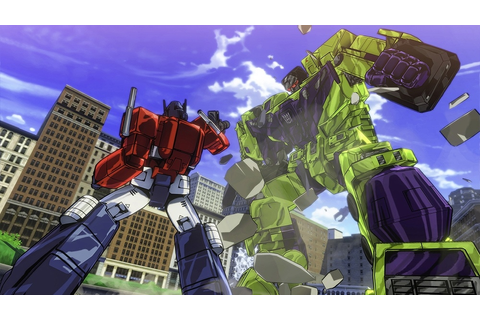Cel-shaded brawler Transformers: Devastation leaked - Gematsu